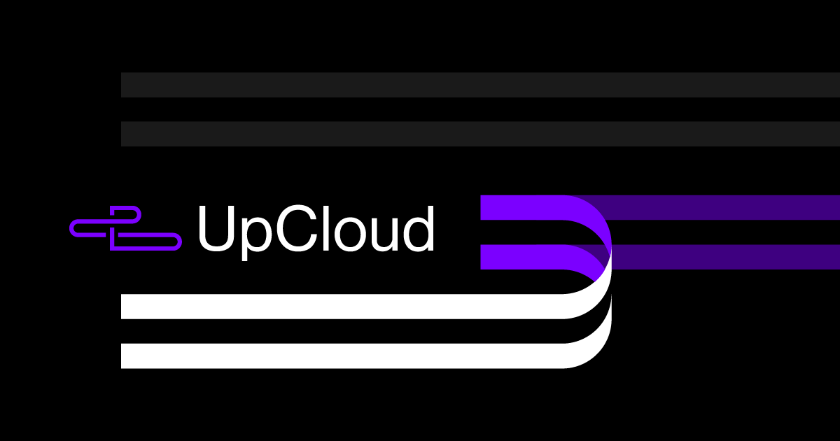 July 2020's, UpCloud $50 Free Credits VPS server